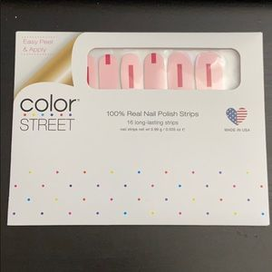 Color Street - Pink Outside the Box 💅